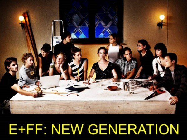 The last supper versus the new generation - foto Design Week
